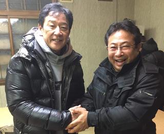 栗山監督と植松.jpg