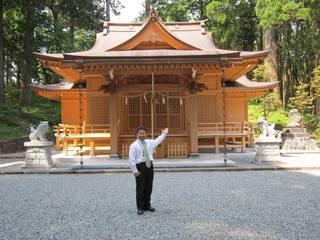 静岡県登録富士山世界遺産ガイド@須山浅間神社.jpg